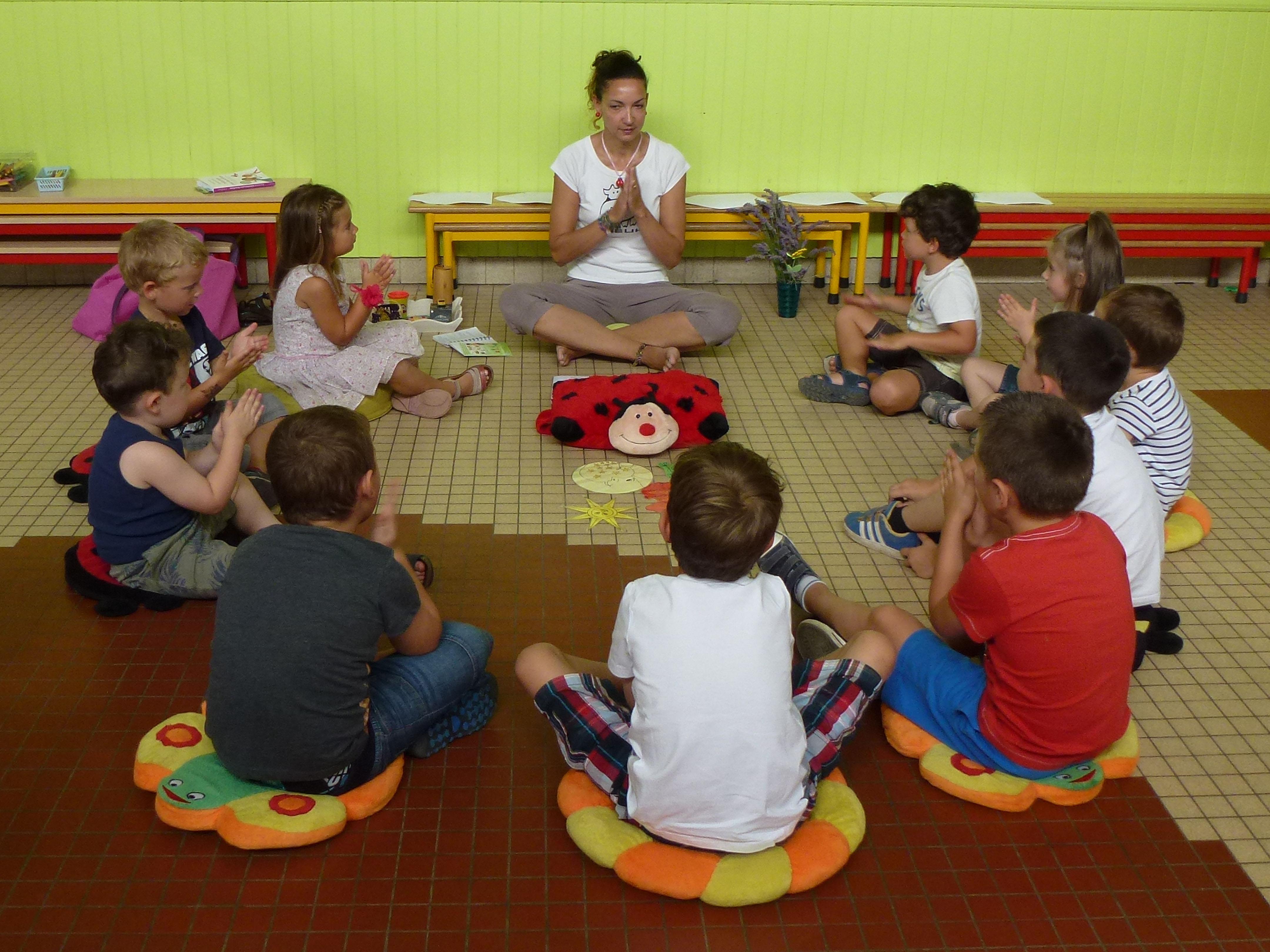 Ateliers stages artistiques pour enfants la bo te for Stage cuisine enfant